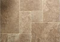 Noce Tumbled Travertine Tiles | Floors of Stone