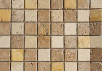 Grouting Pitted Mosaic Tiles   DIYnot Forums