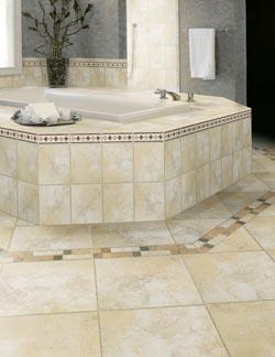 tile flooring in brookfield porcelain