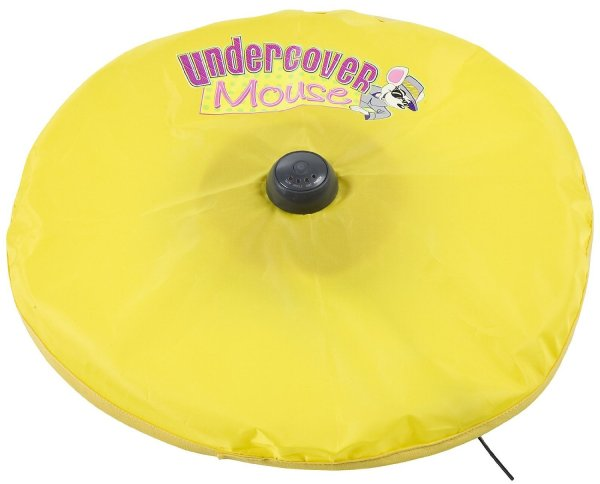 Panic Mouse' Undercover Mouse Discontinued
