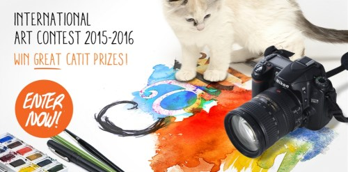 Hagen Catit Art Contest
