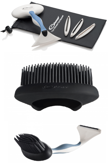 Gleener Ultimate Fuzz Remover and FURniture Brush Kit