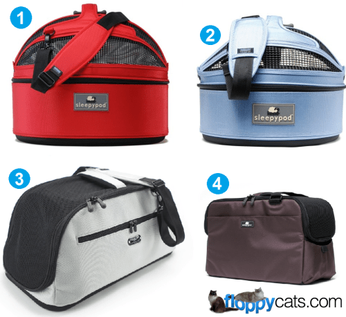 Sleepypod Travel Pet Carriers First Cat Carriers to Meet Critical Crash Testing Guidelines