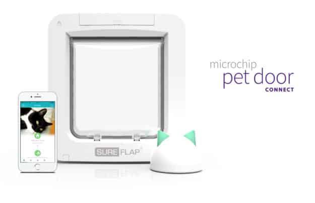 June 2018 Giveaway: SureFeed Microchip Pet Door Connect & Hub