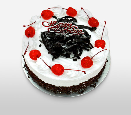 Black Forest Birthday Cake Perfect Chocolate Cake For Birthday