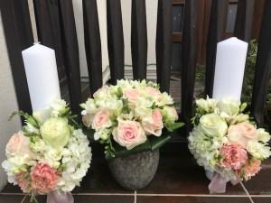 Pachete florale nunta