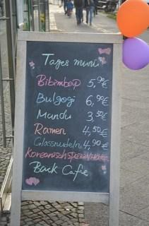 Café im Umbruch. Die Mittelmeerspezialitäten sind Geschichte.