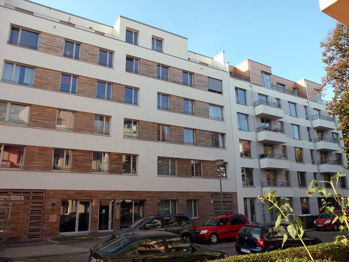 Die Baugemeinschaften in der Gaillardstraße.