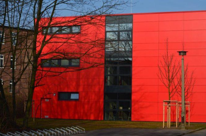 Keine Container: Modularer Ergänzungsbau an der Mendelschule