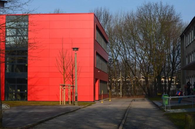 Mit Containerlösung kaum noch was zu tun: Modularer Ergänzungsbau an der Mendelschule