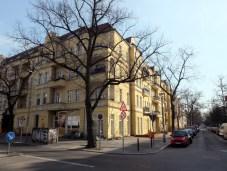 Florastraße Ecke Görschstraße