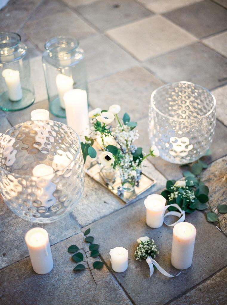 Hochzeit im Schloss Klml  Floral M