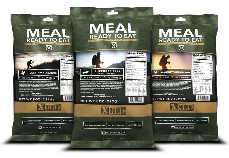 Purchase From The Correct Bulk MRE Seller