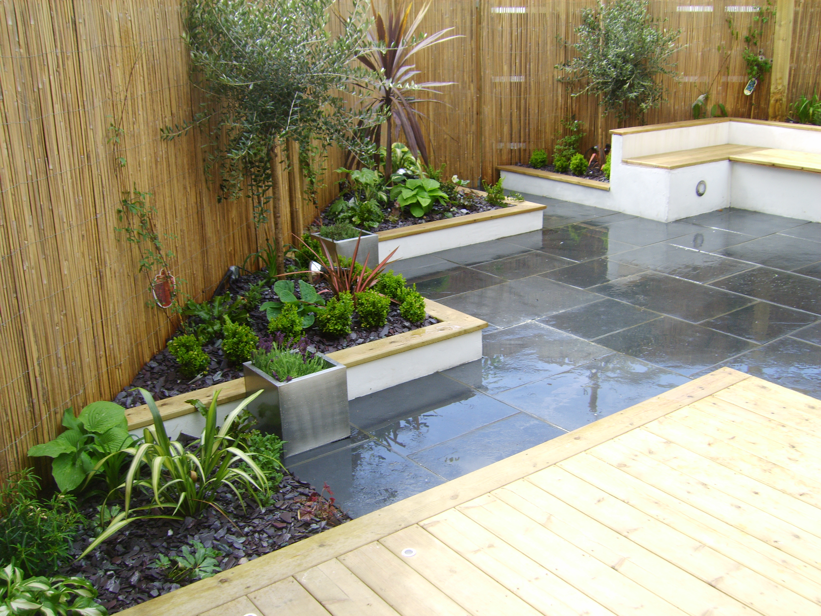 Minimalist Gardens Design Floral Hardy London Uk