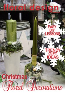Make your own Christmas Floral Decorations magazine