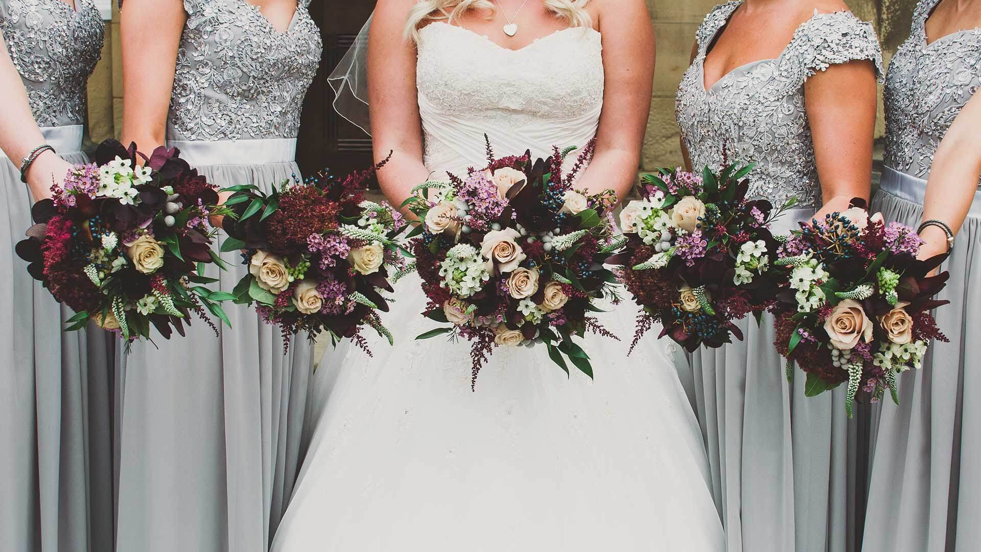 Bridal Flowers by Floral Lounge