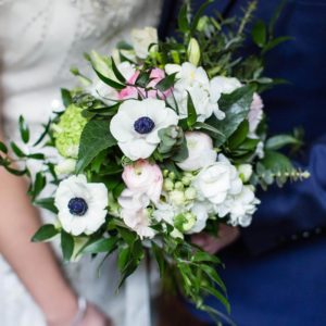 Rise Hall Handtied Bouquet