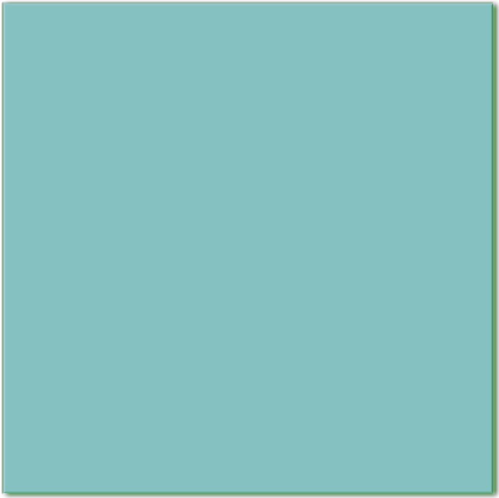 Is Duck Egg Blue Or Green: Plain Coloured Ceramic Wall Tile