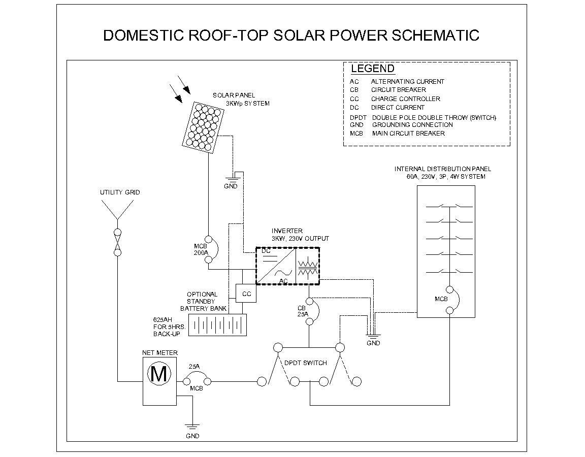 circuit diagram of solar power system 1984 yamaha virago wiring cell efficiency free engine image