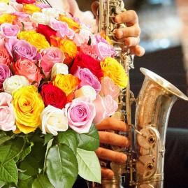 Saksofono melodija