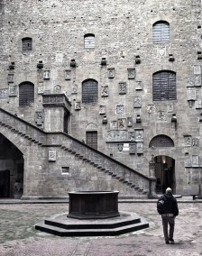 Bargello Museum - inner courtyard