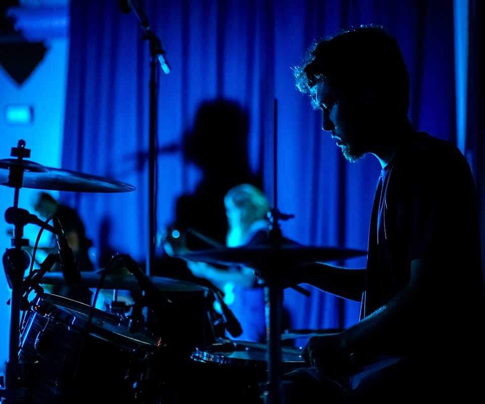 Corso di batteria scuola di musica di impruneta