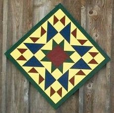 1011QS-2: Barn Quilt Square with Renee Brooks, 2'x2′