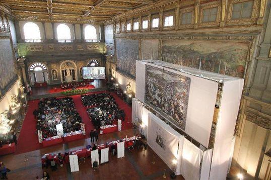 Battaglia di Marciano and the hidden Leonardo Da Vinci