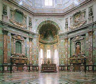 Iglesias de Florencia Iglesia de San Lorenzo  Las obras