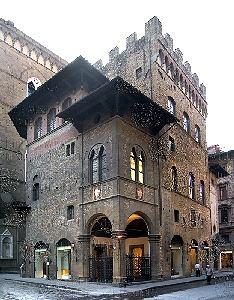 Arte Lana Firenze Il palazzo dellArte della Lana a Firenze