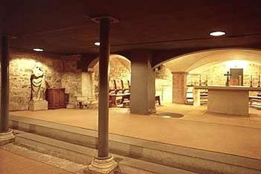 Reparata Firenze Il museo di Santa Reparata a Firenze
