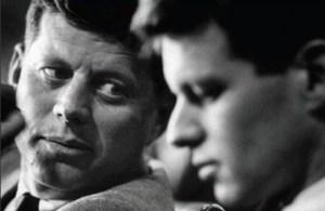 John e Robert Kennedy