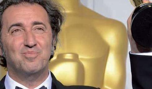 Paolo Sorrentino at Academy Awards