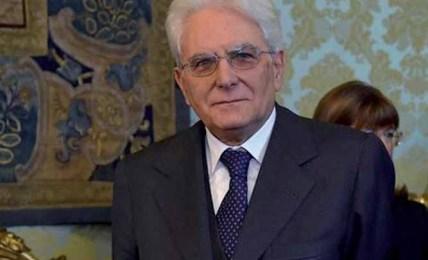 Sergio Mattarella, President of Italy