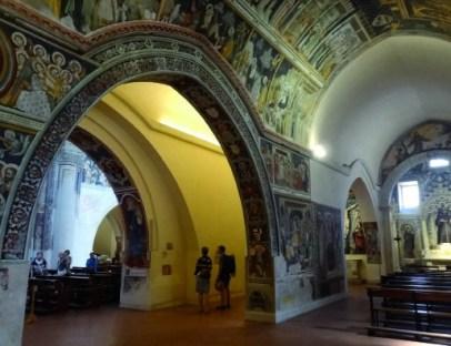 Galatina (Lecce), Frescoes Basilica Santa Caterina d'Alessandria