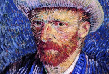 Self-Portrait with felt hat, Spring 18871887, Oil on canvas