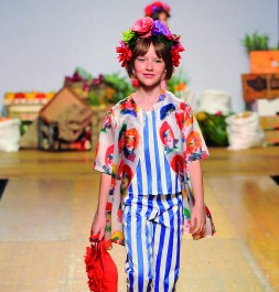 Children's Fashion from Spain