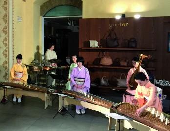 Japanese Traditional Music by Sakurakomachi at G enten F irenze