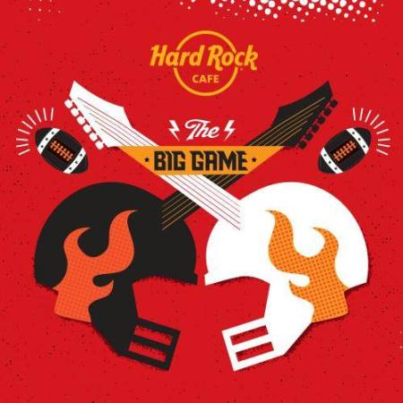 BIG GAME HARD ROCK