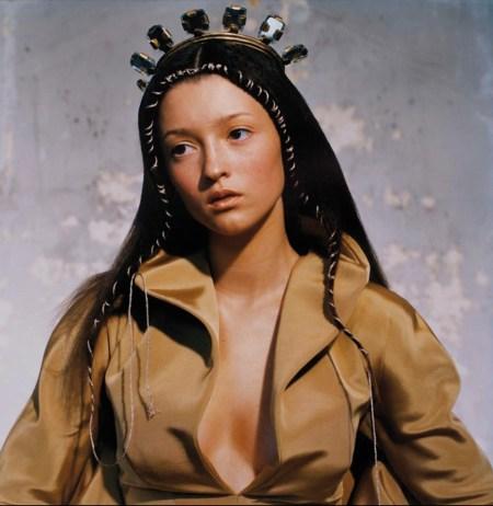 Bettina-Rheims-INRI-Audrey-Marnay-1997