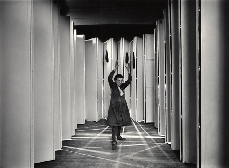 Louise Bourgeois nel 1986 - © Peter Bellamy © The Easton  Foundation - VEGAP Madrid