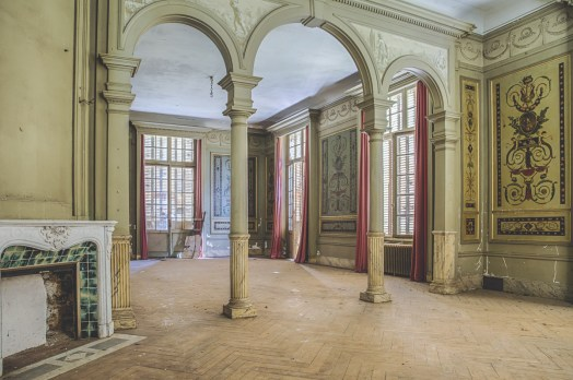 Chateau du Dome-11