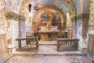 Chapelle du Temple Solaire
