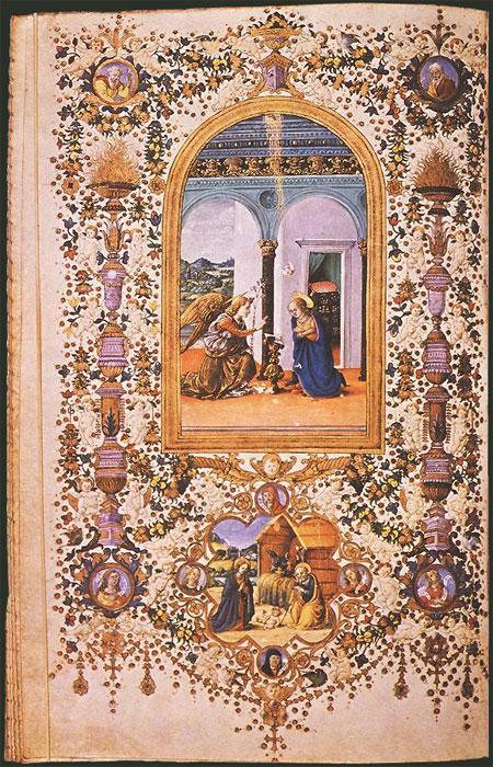 Bibliothek Laurenziana Florenz