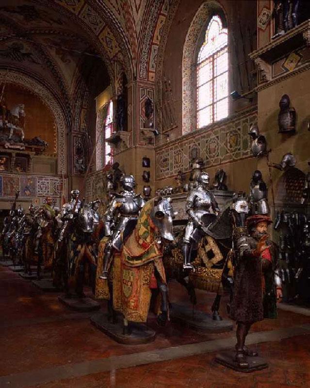 Museum Stibbert  Florenz