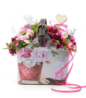 Bolsito Floral