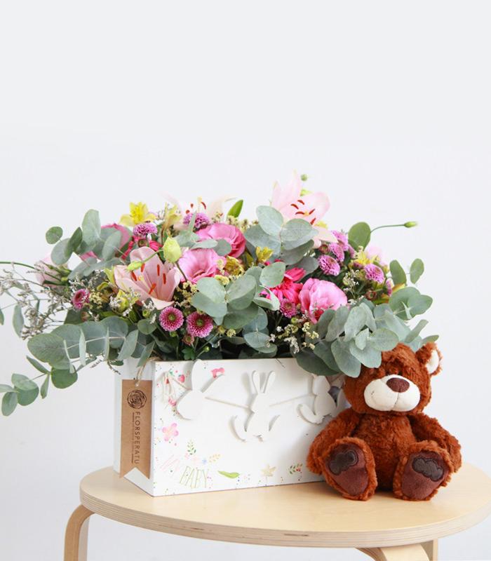 Flores para Nacimiento en Granollers