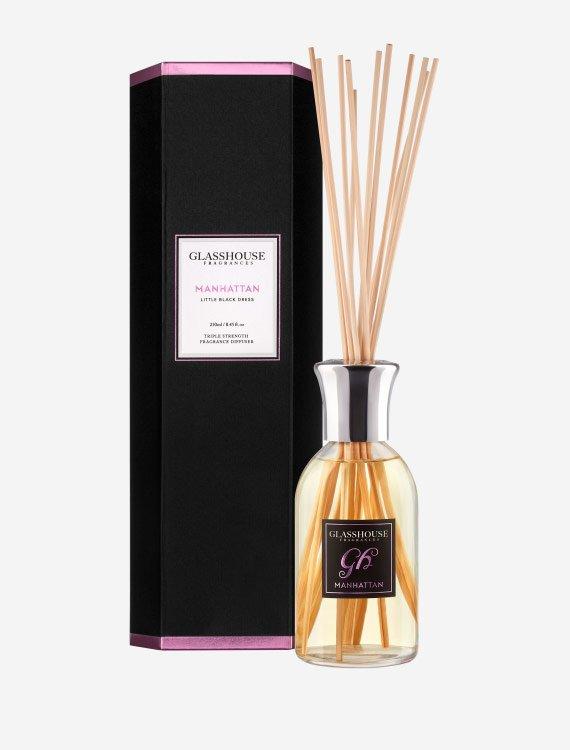 Fragrances Manhattan – Glasshouse Diffuser