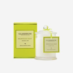 Candles Montego Bay – Glasshouse Candle