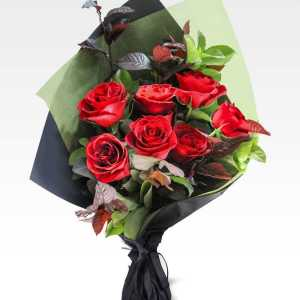 Flowers & Bouquets Red Roses Bouquet